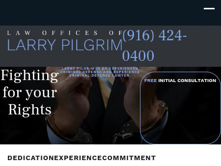 Law Offices of Larry Pilgrim