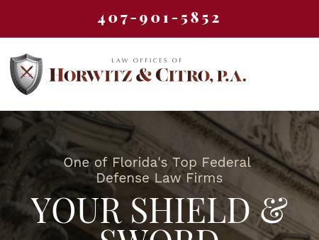 Law Offices of Mark L. Horwitz, P.A.