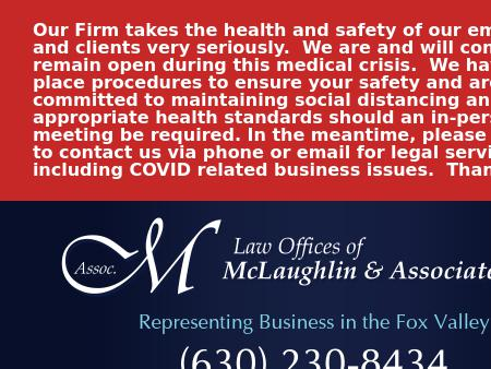 Law Offices of McLaughlin and Associates, P.C.