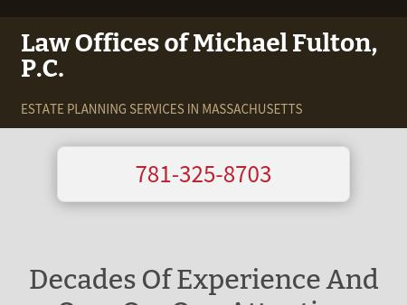 Law Offices of Michael Fulton, P.C.