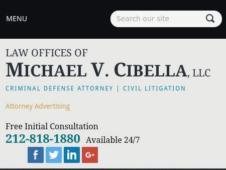Law Offices of Michael V. Cibella, LLC