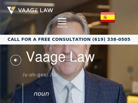 Law Offices of Robert Vaage