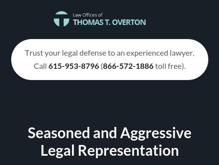 Law Offices of Thomas T. Overton