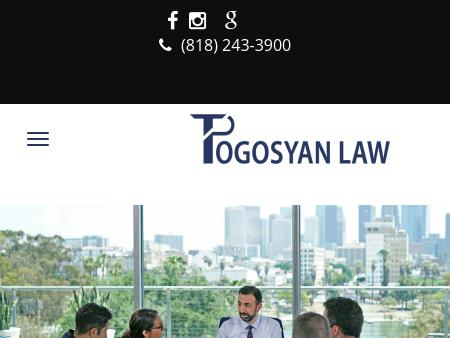 Law Offices of Tony Pogosyan