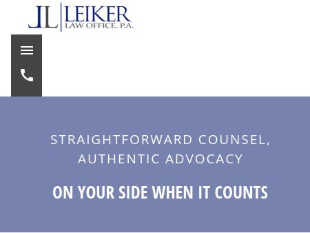 Leiker Law Office PA