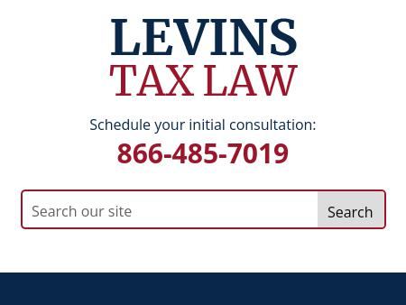 Levins Tax Law, LLC