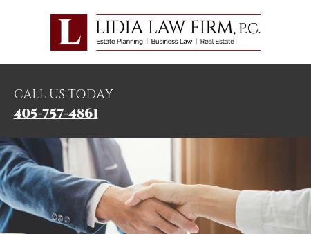 Lidia Law Firm