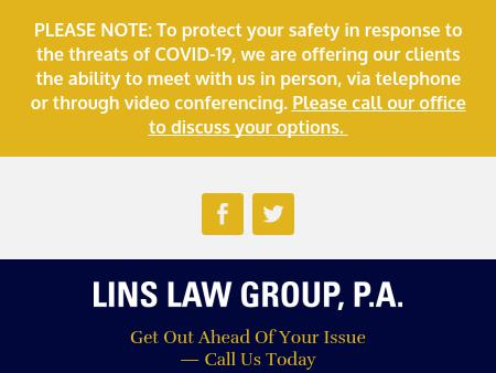Lins Law Group, P.A.