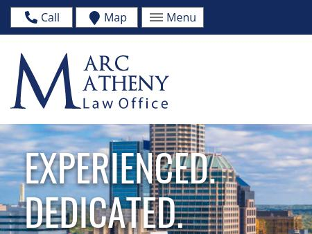 Marc Matheny Law Offices