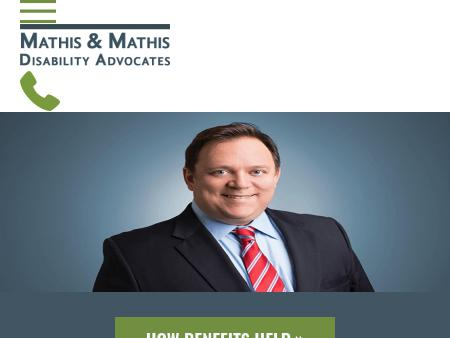Mathis & Mathis, The Disability Advocates