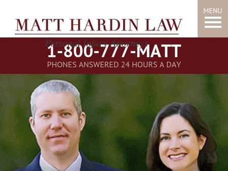 Matt Hardin Law, PLLC