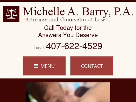 Michelle A. Barry, P.A.