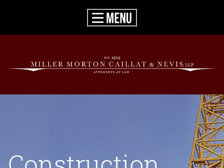 Miller Morton Caillat And Nevis
