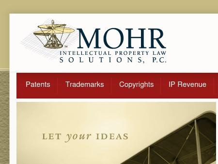 Mohr Intellectual Property Law Solutions, P.C.