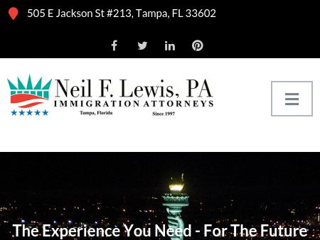 Neil F. Lewis, P.A. -- Immigration Attorneys