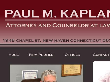 Paul M. Kaplan, Esq.