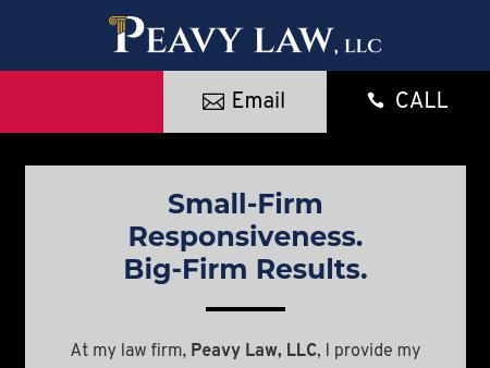 Peavy Law, LLC