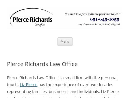 Pierce Richards Law Office