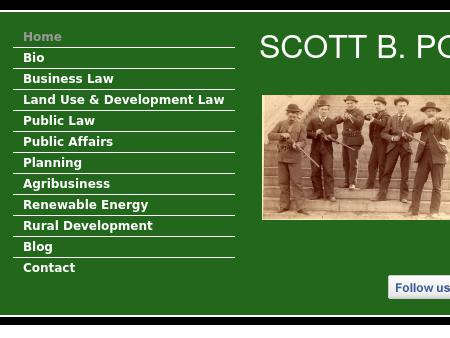 Poor Scott B Law Office Of