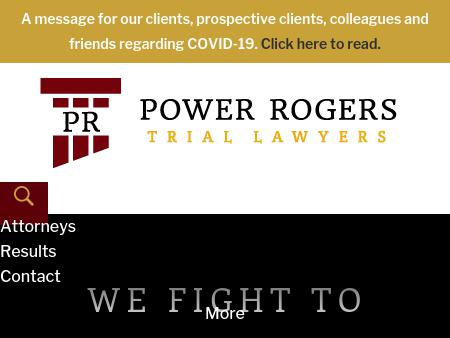 Power Rogers & Smith, P.C.