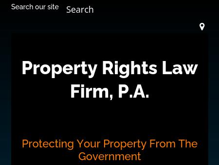 Property Rights Law Firm, P.A.