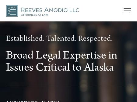 Reeves Amodio LLC