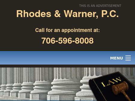 Rhodes & Warner PC