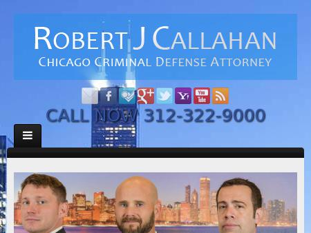 Robert J. Callahan | Criminal Defense Lawyer
