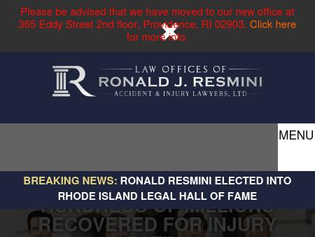 Ronald J. Resmini Law Offices, Ltd.