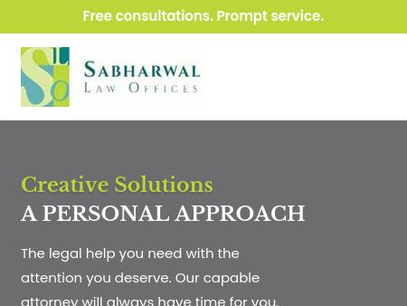 Sabharwal Law Offices