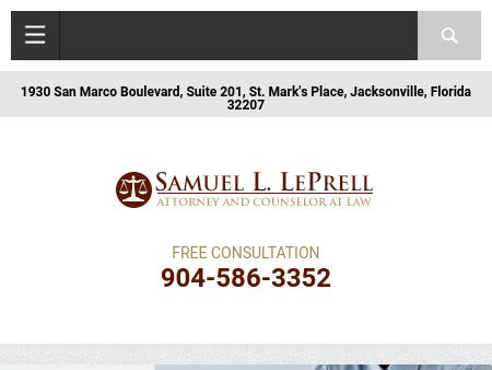 Samuel L. LePrell, Attorney and Counselor at Law