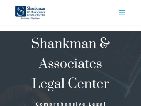 Shankman & Associates Legal Center