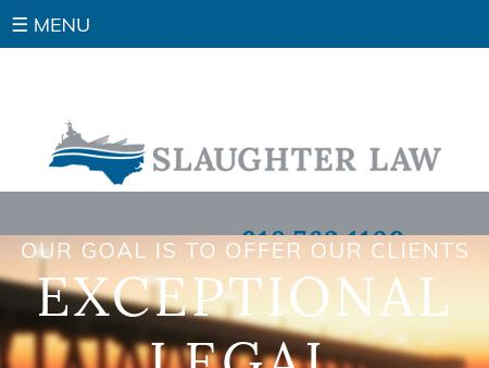 Slaughter Law Firm