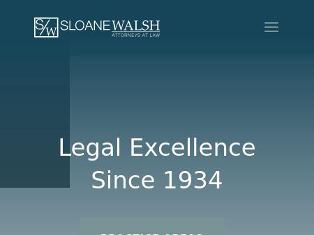 Sloane and Walsh, LLP