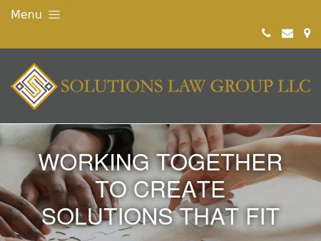 Solutions Law Group LLC
