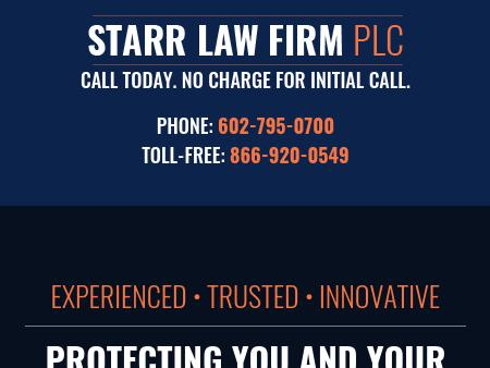 Starr Law Firm, PLC