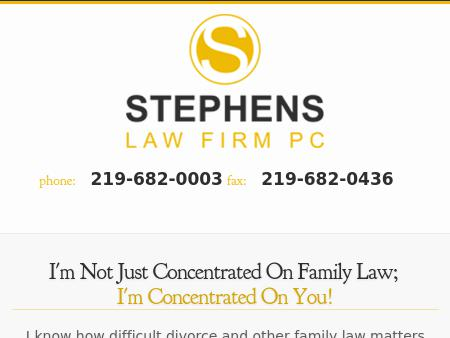 Stephens Law Firm, P.C.
