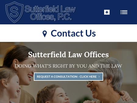 Sutterfield Law Offices, P.C.