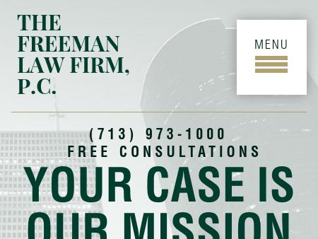 The Freeman Law Firm, P.C.