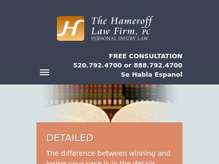 The Hameroff Law Firm