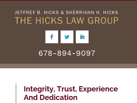 The Hicks Law Group