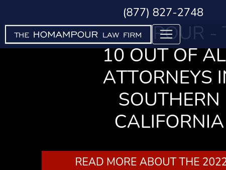 The Homampour Law Firm