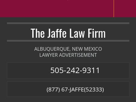The Jaffe Law Firm