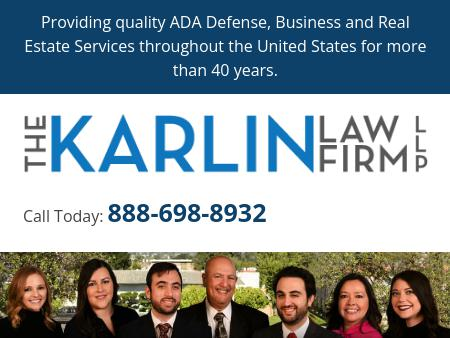 The Karlin Law Firm LLP