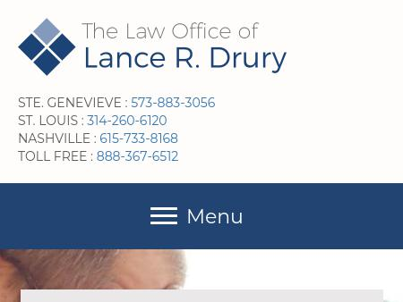 The Law Firm of Lance R. Drury