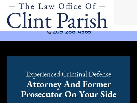 The Law Office of Clint Parish