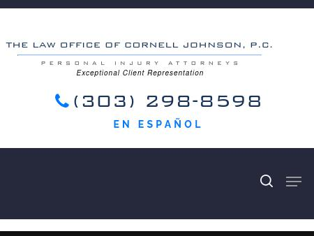 The Law Office of Cornell Johnson, P.C.