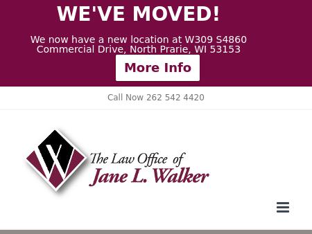 The Law Office of Jane L. Walker