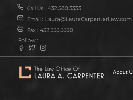 The Law Office of Laura A. Carpenter