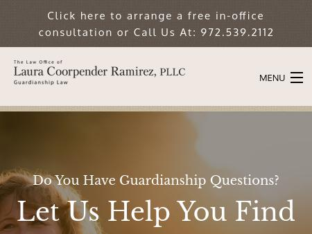 The Law Office of Laura Coorpender Ramirez, PLLC